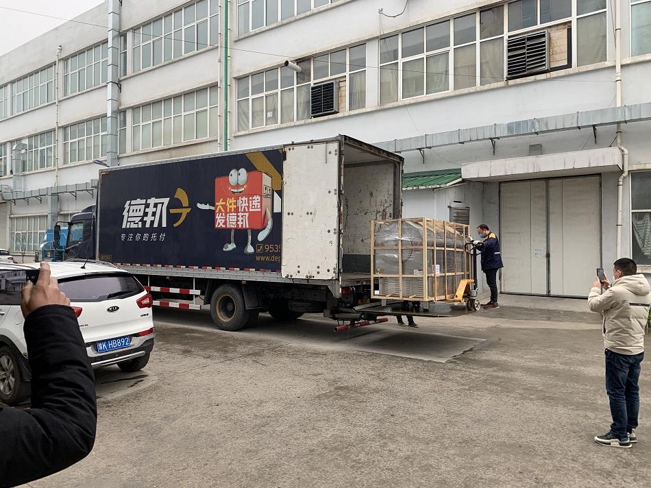 许昌智工炒货机