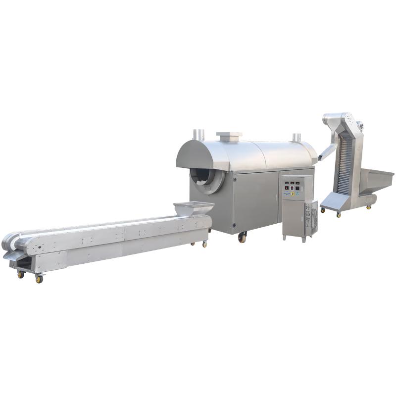 DCCL6-20(2米鍋)電磁混炒生產線